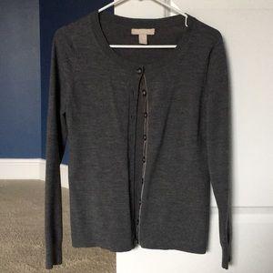 Banana Republic merino wool cardigan sweater sizeS